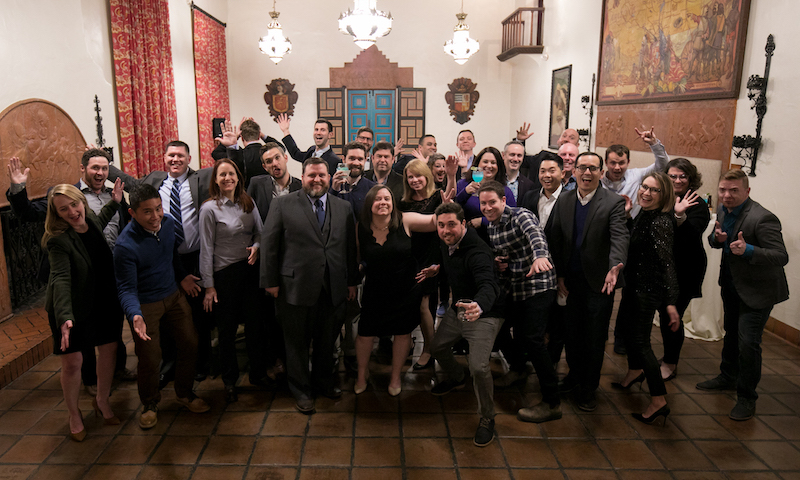 Congratulations to the winners of the Xero Americas Awards 2018