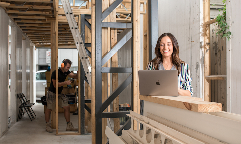 How The Block's Dan and Dani are paving the way with digital solutions in construction and design