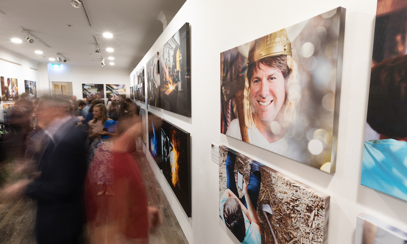 Exhibition opening: Paper to Pixels – the changing face of small business in Australia