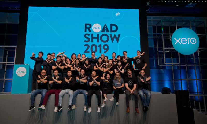 Xero Roadshow Asia 2019: Thank you for being a part of this community