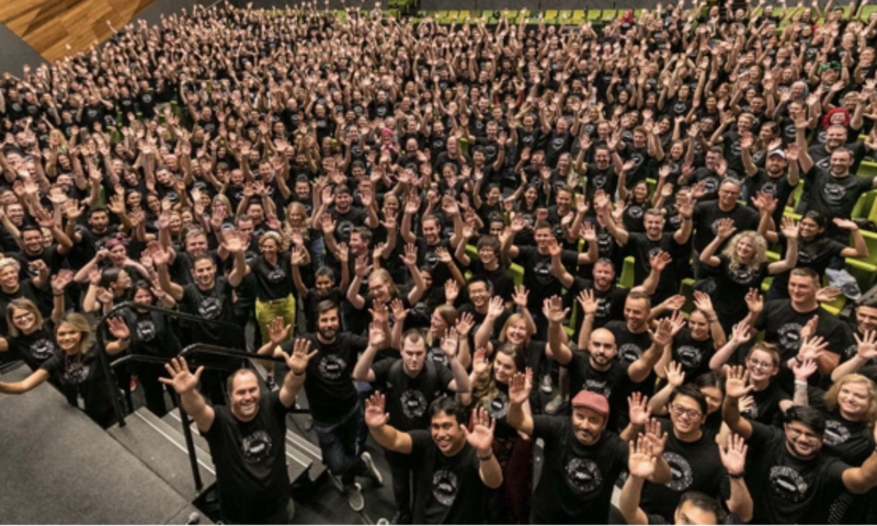 Xero's commitment to diversity in the workplace globally recognised