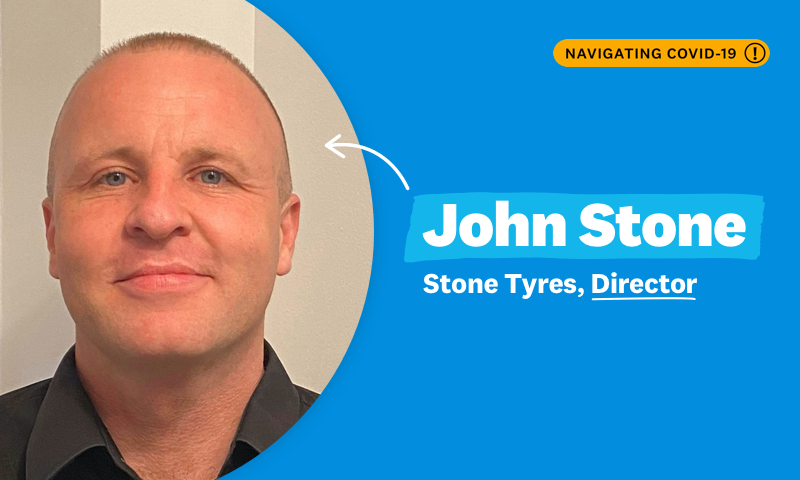 How pivoting added a whole new revenue stream for Stone Tyres