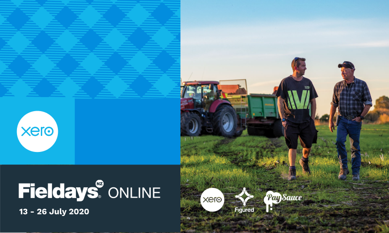 Connecting with agribusinesses at Fieldays Online
