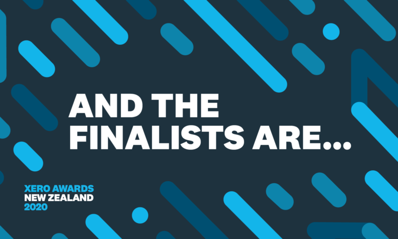And the Xero Awards New Zealand 2020 finalists are…