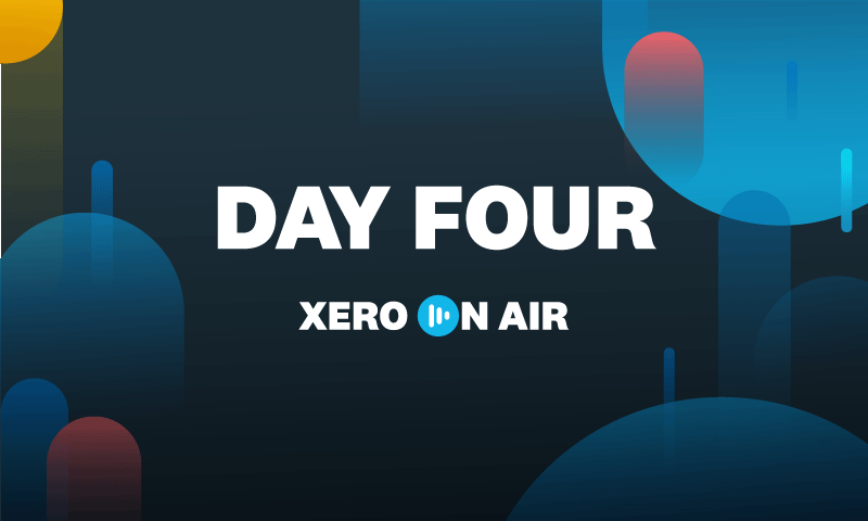 Xero On Air: Final day highlights