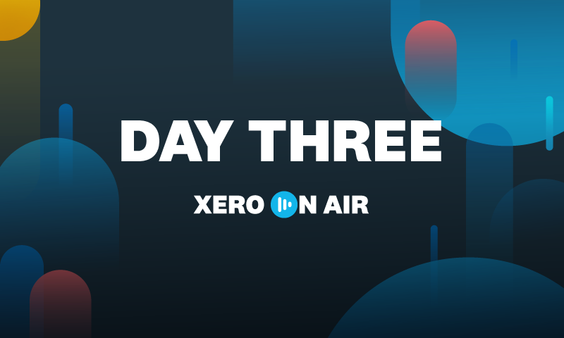 Xero On Air: Relive the action