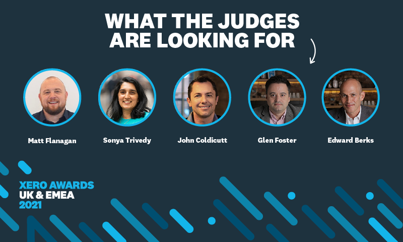 How to write a stand out Xero Awards application: Tips from the judges