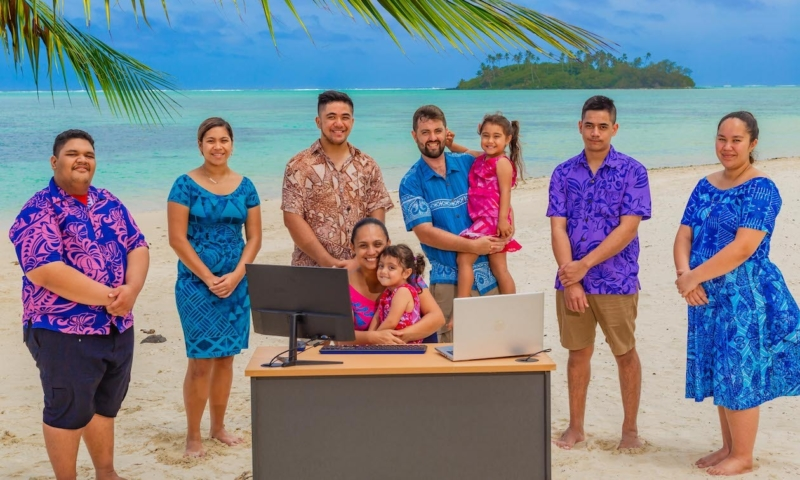 How Withers Tsang took their practice to the cloud – and to Rarotonga!