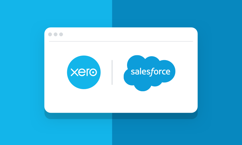 Xero and Salesforce are collaborating to help US small businesses thrive and operate efficiently