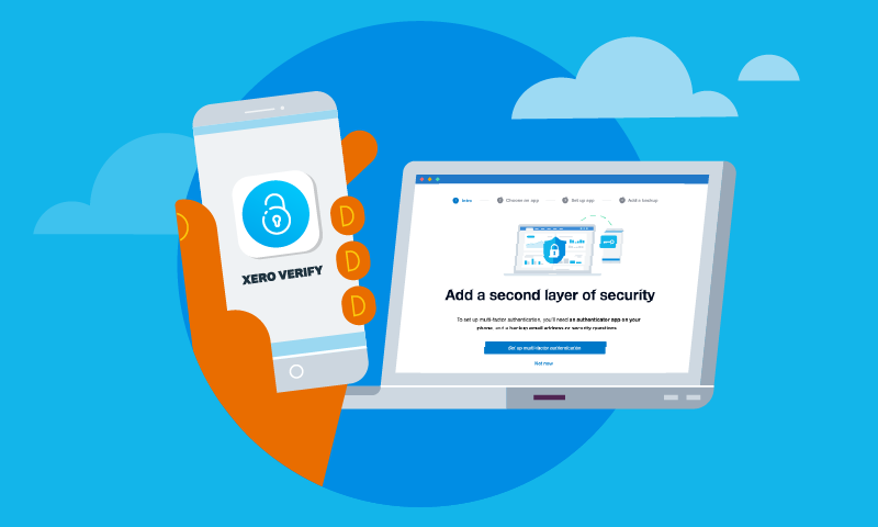 Why we're securing your account with Multi-Factor Authentication