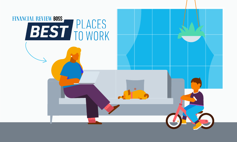We made the 2021 Best Places to Work list