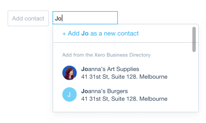 smart add contacts