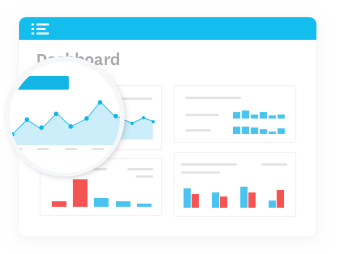 Franchise software dashboard