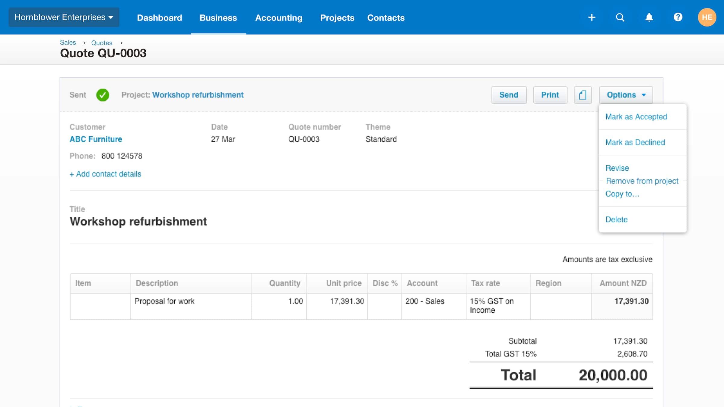 Invoicing Software Online Invoices Xero Us