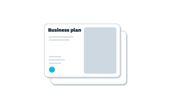 multi page business plan template