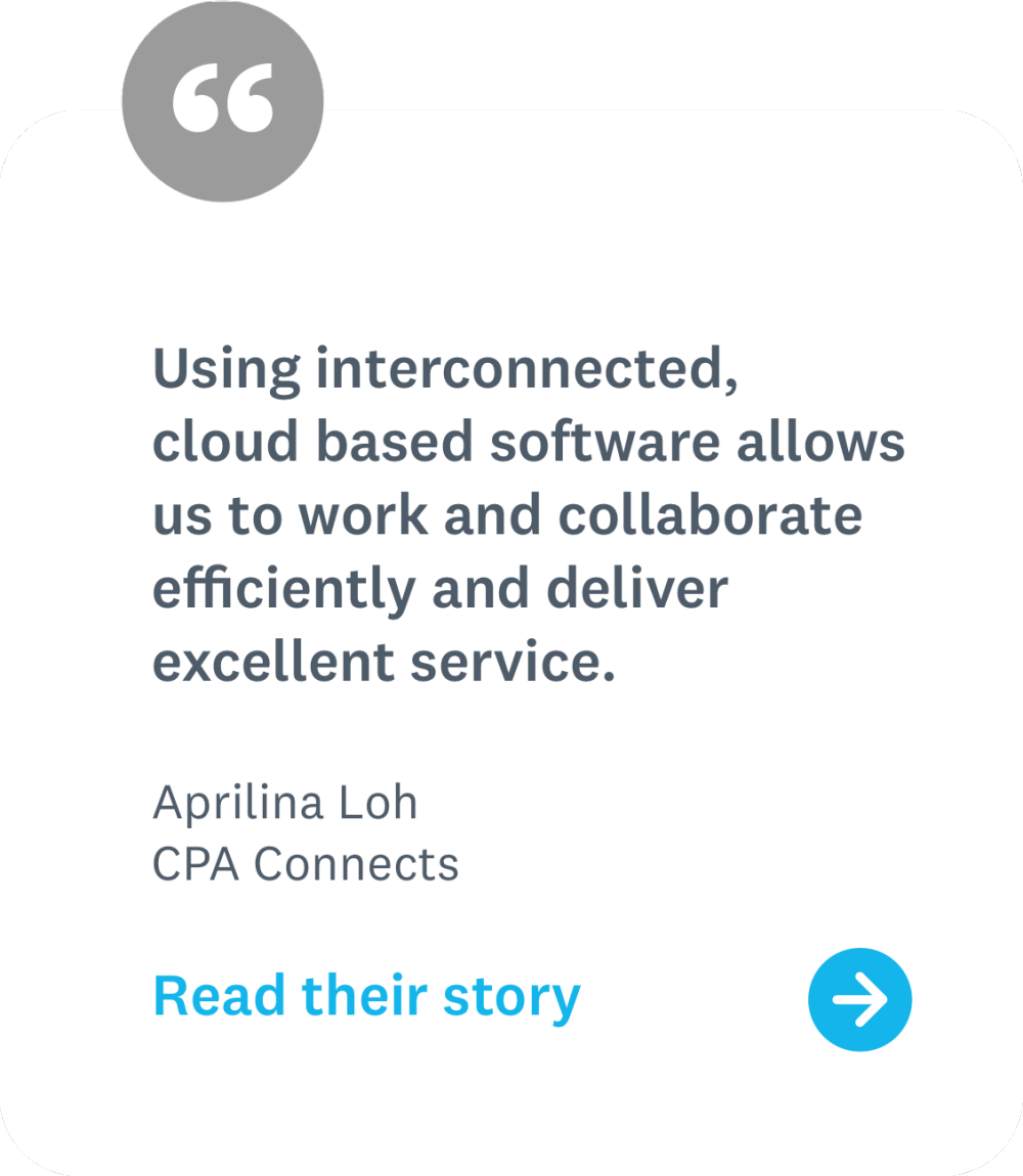 cpa connects quote