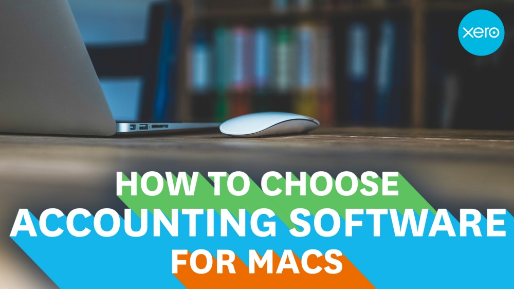 mac accounting software