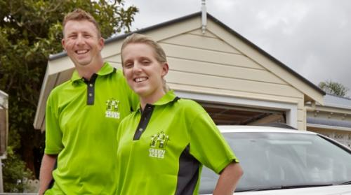 Green Acres franchise using Xero
