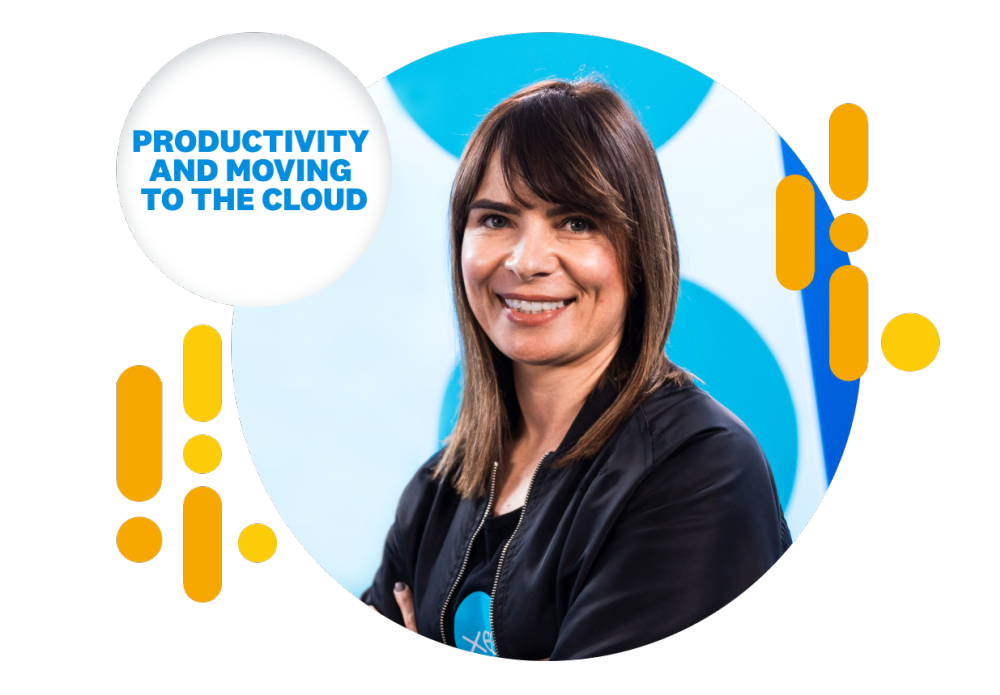 productivity and moving to the cloud