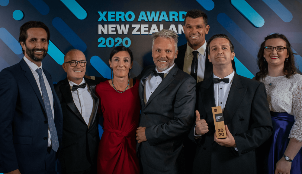NZ Emerging App Partner of the Year Projectworks