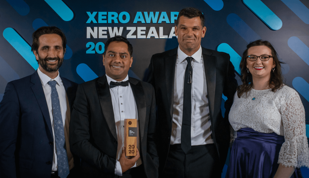 NZ App Partner of the Year ApprovalMax