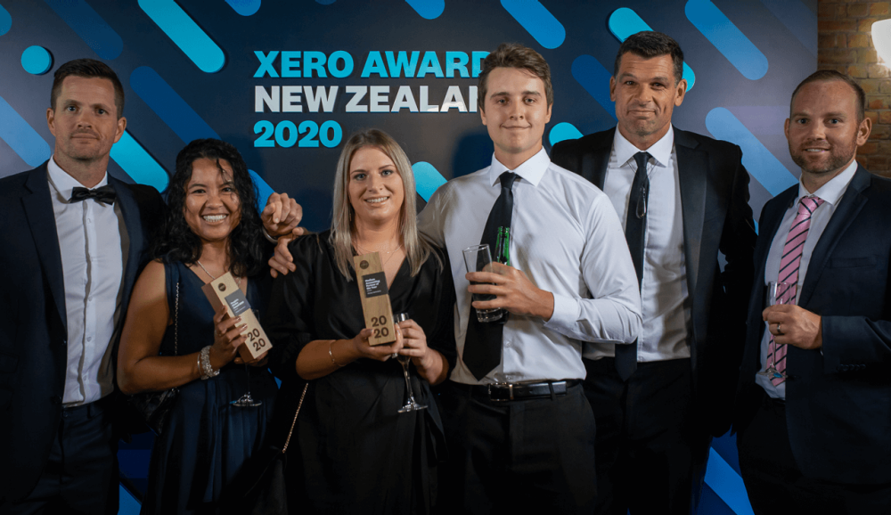 NZ People's Choice Award Maisey Harris & Co