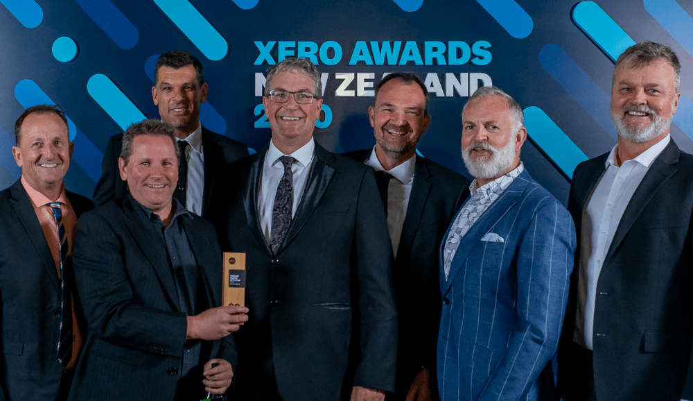 NZ National Partner of the Year PKF New Zealand