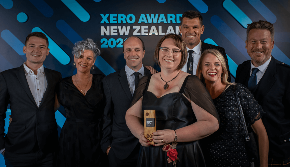 NZ Bookkeeping Partner of the Year Accountabill