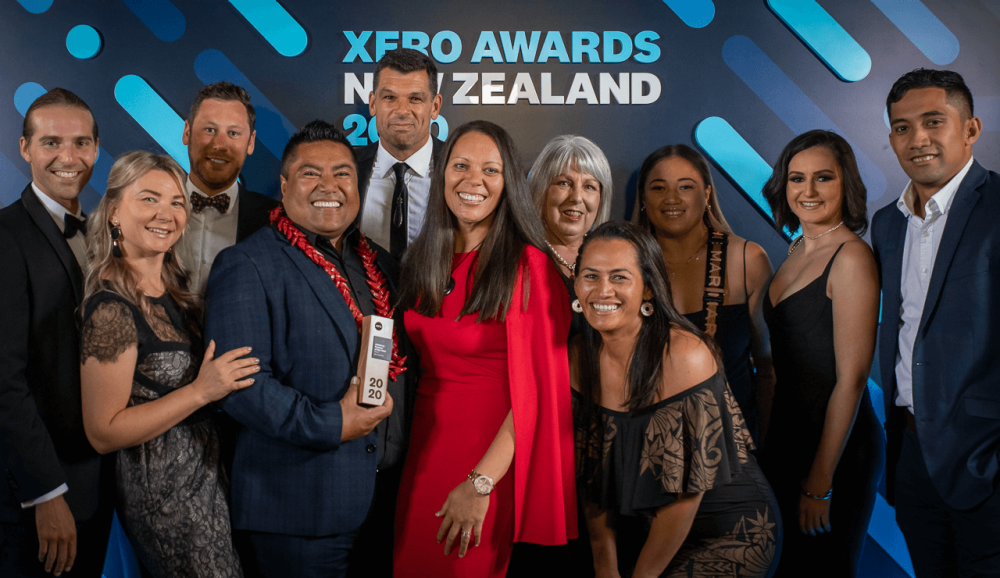 NZ Advisory Partner of the Year WE Accounting