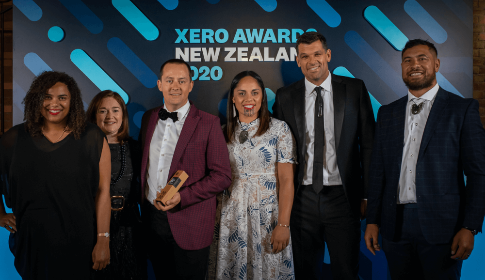 Small Accounting Partner of the Year Convex Accounting