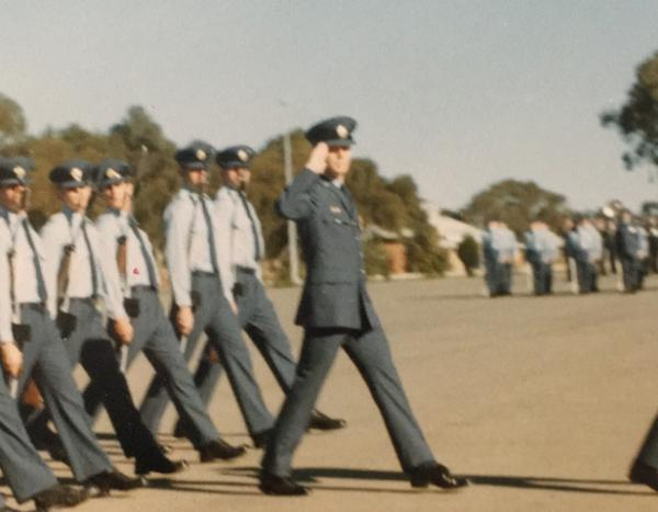Don in the Royal Australian Air Force