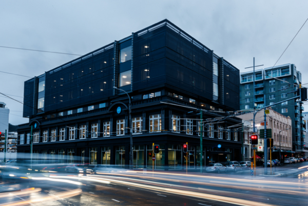 The Xero office in Wellington, NZ