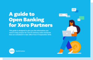 Open Banking for Xero Partners
