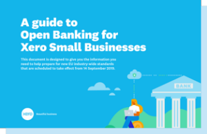 Open Banking for Xero Small Businesses