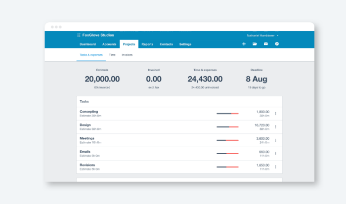xero-projects