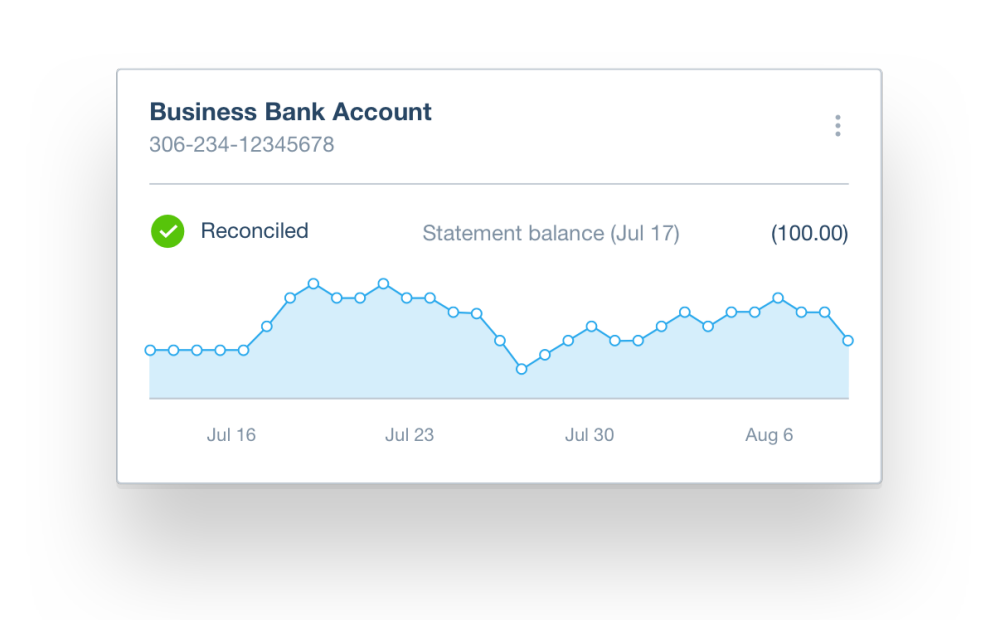 Xero bank feeds
