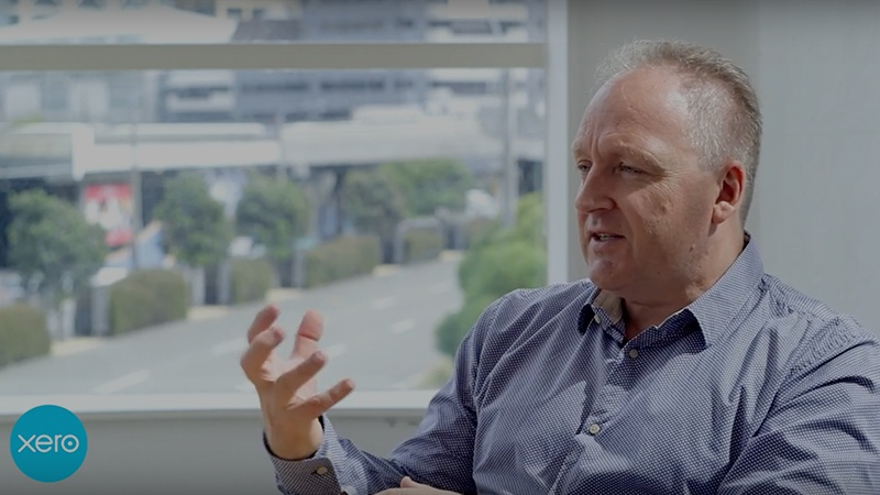 Hear Xero CEO Rod Drury explain the financial web