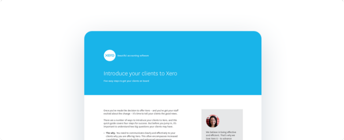 Intro to clients