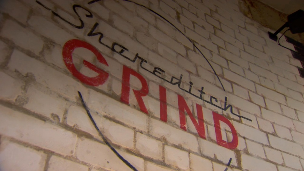 Shoreditch Grind's story