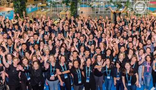 Xero employees at Xerocon Brisbane 2018