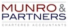 Munro and Partners Chartered Accountants logo