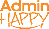Admin HAPPY logo