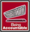 Being Accountable Book keeping Services logo