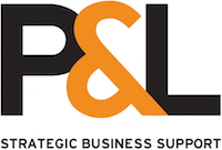 P and L logo