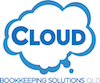 Cloud Bookkeeping Solutions QLD logo