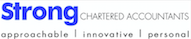 Strong Chartered Accountants logo