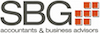 SBG Accountants & Business Advisors logo
