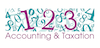 123 Accounting & Taxation logo