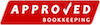 Approved Bookkeeping logo