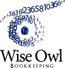 Wise Owl Bookkeeping logo